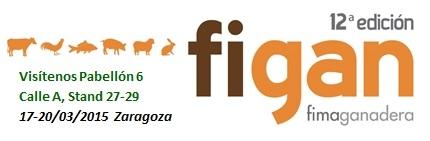 Vamos a estar en la feria FIGAN en Zaragoza