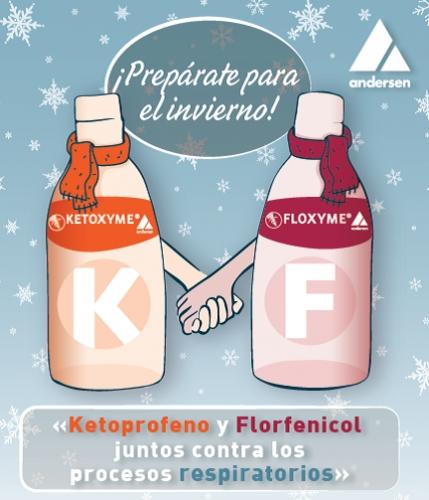 Campaña de invierno Floxyme y Ketoxyme