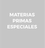 botón a materias primas especiales