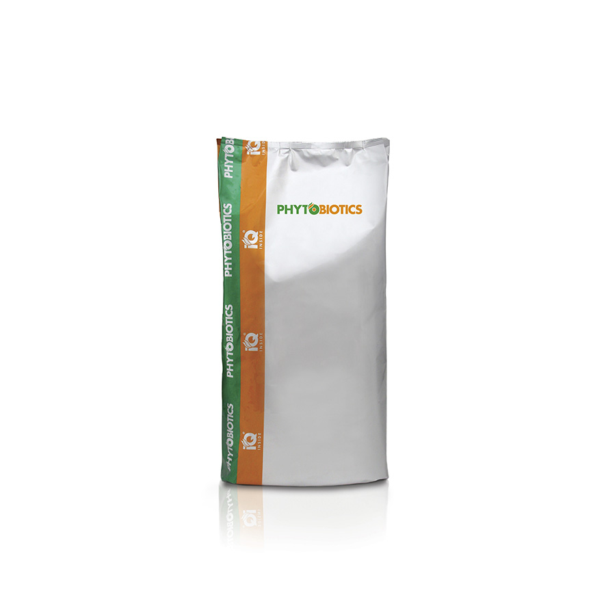 packaging de Sweetener phytobiotics